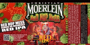 Christian Moerlein - Red Hop Mess