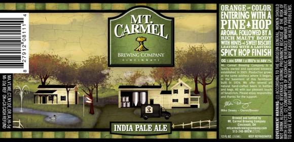 Mt. Carmel - IPA