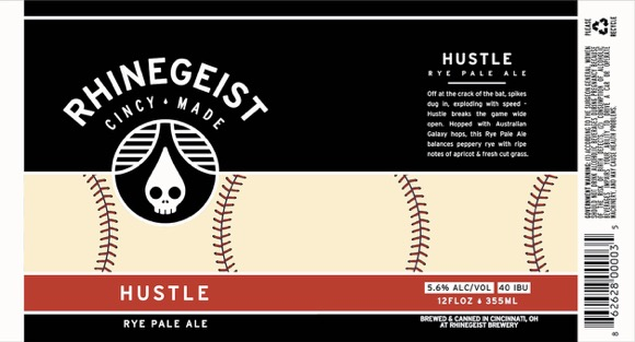 Rhinegeist - Hustle
