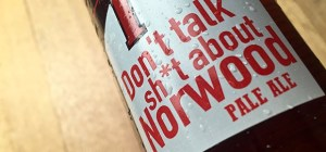 Listermann Don't Talk Sh*t About Norwood