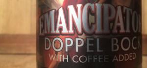 Christian Moerlein Emancipator With Coffee