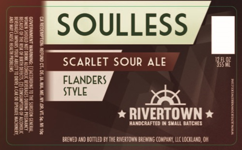 Rivertown - Soulless - 2014