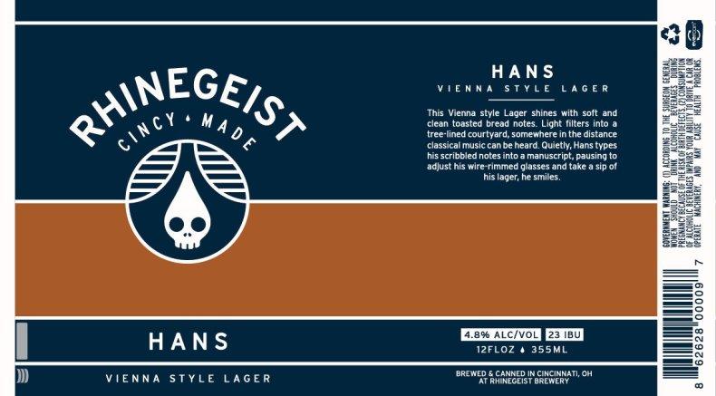 Rhinegeist - Hans