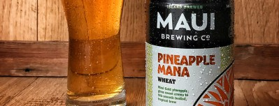 Maui Brewing Company Pineapple Mana