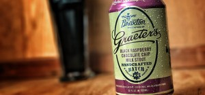 Braxton Graeters Black Raspberry Chip Stout