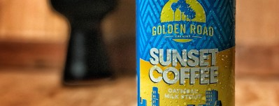 Golden Road Sunset Coffee Stout