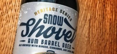 Braxton Rum Barrel Aged Snow Shovel
