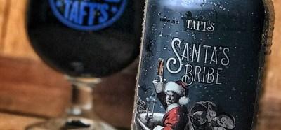 Taft's Ale House Santa's Bribe