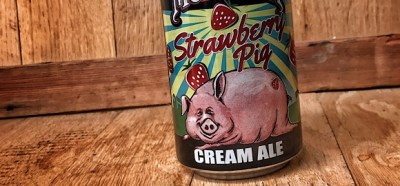 Christian Moerlein Strawberry Pig