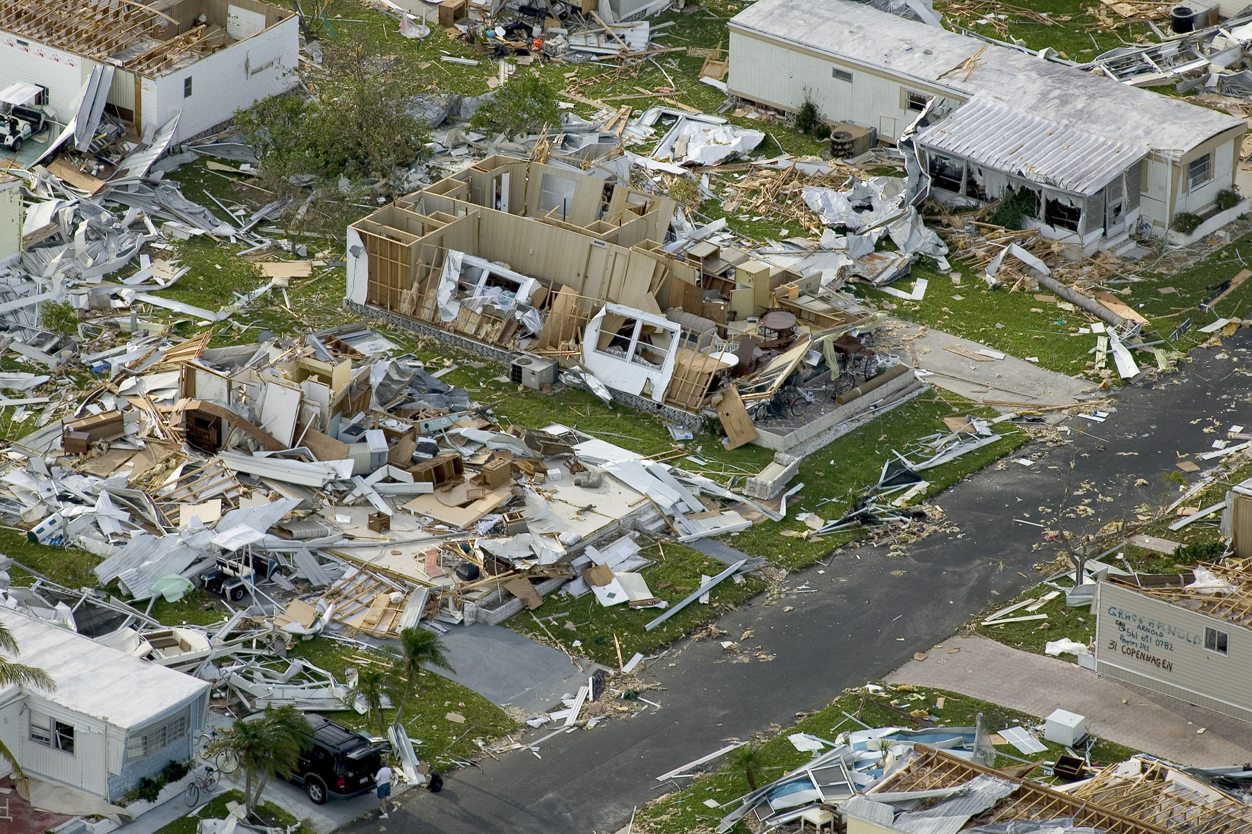 Effects of Hurricane