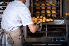 large-scale baking