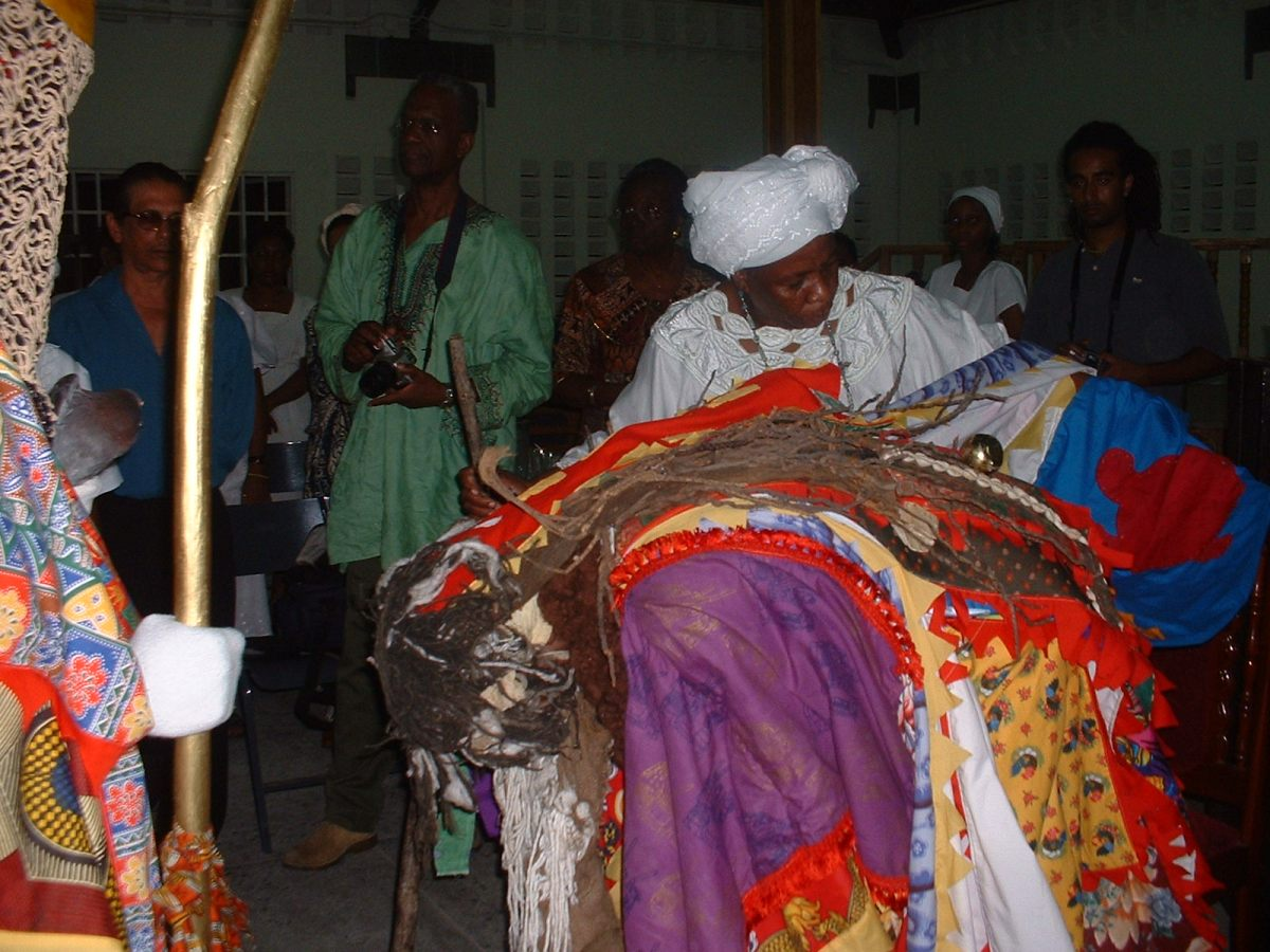 Mojuba: The Ancestral Prayer