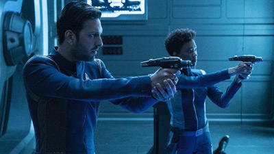 """Star Trek: Discovery 1x07 """"Magic to Make The Sanest Man Go Mad"""""""
