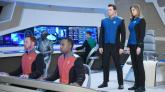 "The Orville 1x01 ""Old Wounds"""