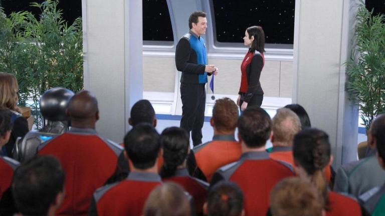 "The Orville 1x02 ""Command Performance"""