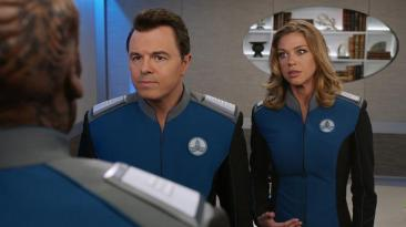 """The Orville 1x03 """"About a Girl"""""""