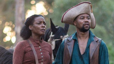 """The Book of Negroes 1x03 """"Episode 3"""""""