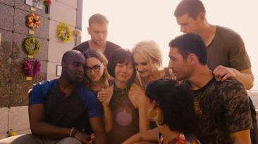 "Sense8 2x07 ""I Have No Room In My Heart For Hate"""
