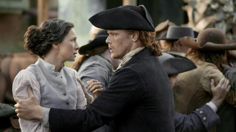 "Outlander 3x12 ""The Bakra"""