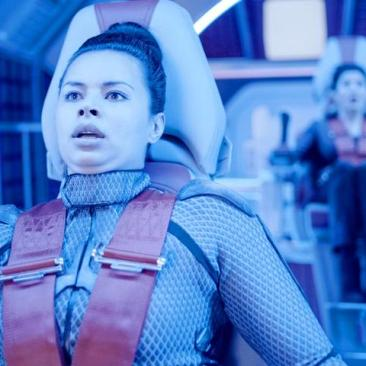 "The Expanse 3x02 ""IFF"""