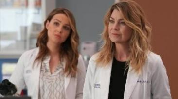 "Grey's Anatomy 14x14 ""Games People Play"""
