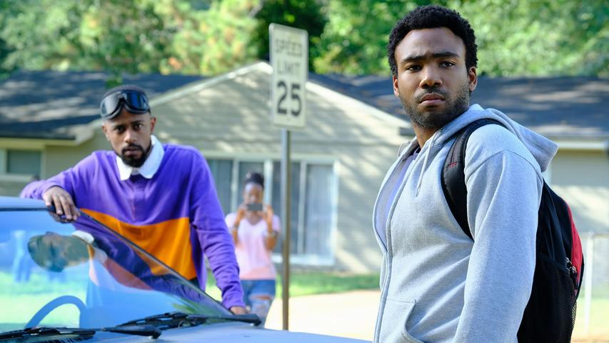 "Atlanta 2x01 ""Alligator Man"""