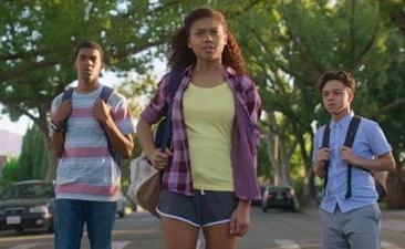 """On My Block 1x01 """"Chapter One"""""""