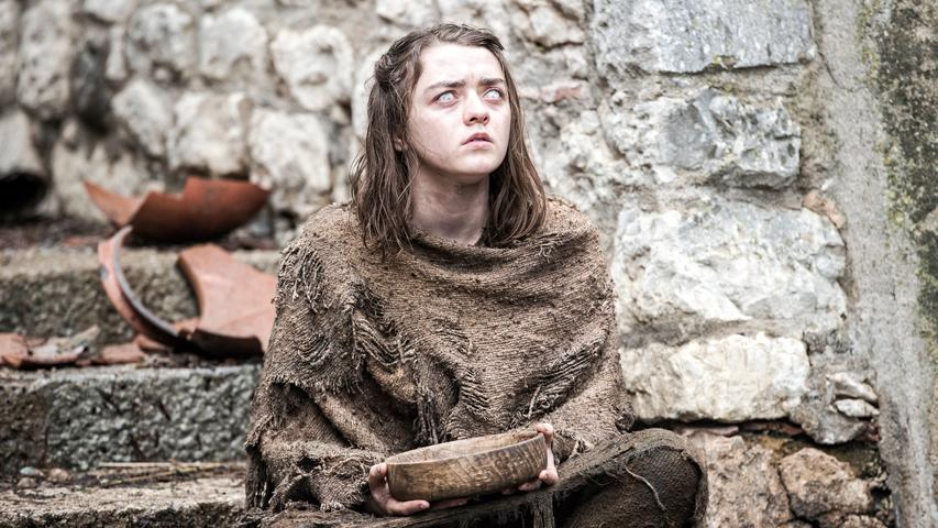 """Game of Thrones 6x01 """"The Red Woman"""""""