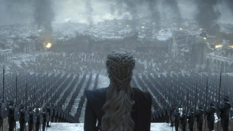 """Game of Thrones 8x06 """"The Iron Throne"""""""