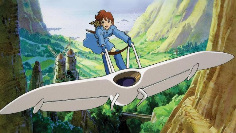 Nausicaä of the Valley of the Wind (1984)