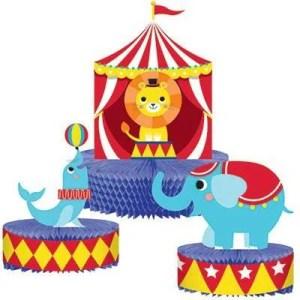 Centro de Mesa de Circo