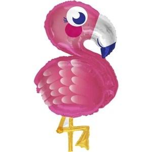Globo Mylar Flamingo
