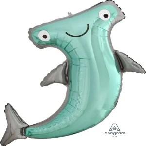 Globo Mylar Tiburon Martillo