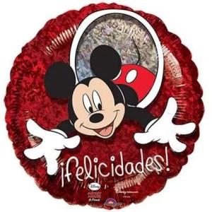 Globo Mylar Mickey