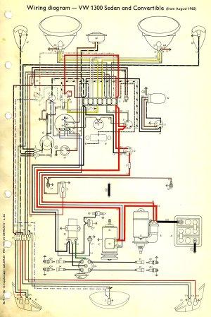 1966 Beetle Wiring Diagram | TheGoldenBug