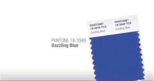 Dazzling Blue Tendencias de color Primavera Verano 2014 Hombre TheGoldenStyle