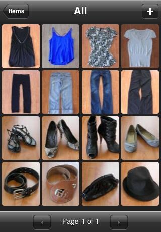 Apps para organizar mejor tu Armario TheGoldenstyle Closet