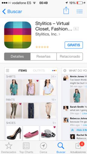 Apps para organizar mejor tu Armario TheGoldenstyle Stylitics