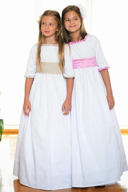 Tendencias de vestidos primera comunión 2014 TheGoldenStyle Eypeques blariitz