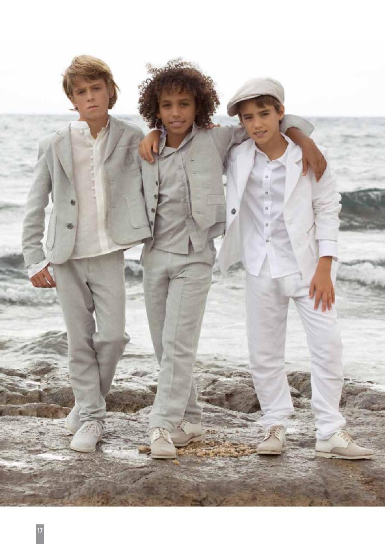 vestidos-comunión-2014 TheGoldenStyle-rubio-kids-7