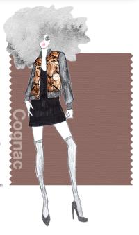 Tendencias de color Otono 2014 - Mujer TheGoldenStyle Cognac