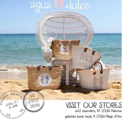 Agua Dulce Costa Brava Fashion Weekend