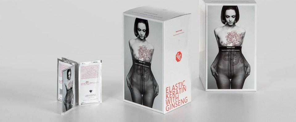 Mascarilla Elastic Keratin Con Ginseng TheGoldenStyle