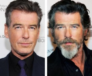 Famous Men Before And After Shaving (6)
