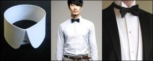 Los Diferentes Modelos de Cuellos de Camisa Cuello Opera Esmoquin TheGoldenStyle The Golden Style
