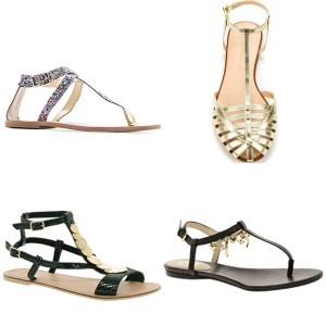 Sandals TheGoldenStyle The Golden Style