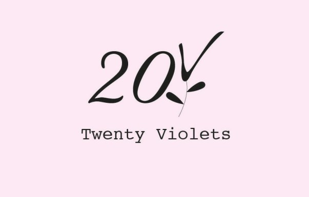twenty violets LOGO 2