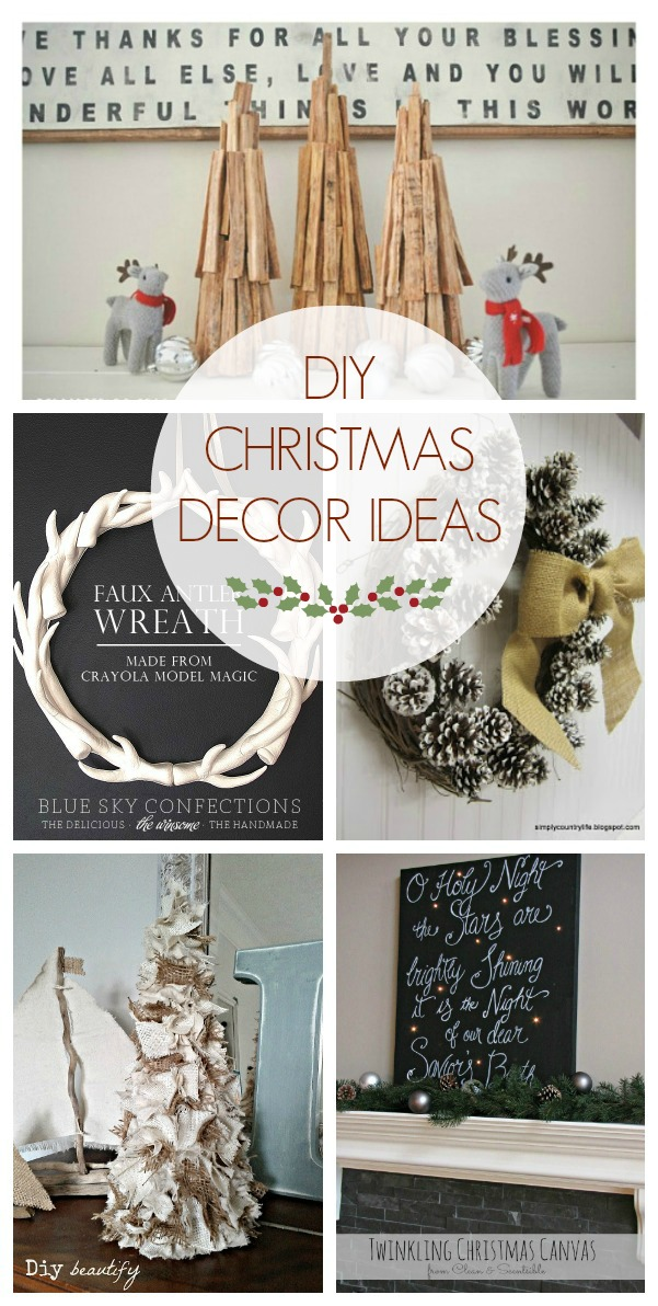 54 Affordable Christmas Decorations Ideas
