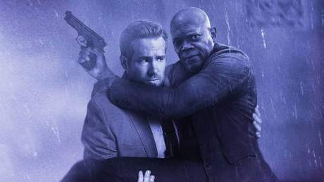 the golden take review the hitman's bodyguard