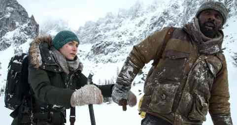 idris elba and kate winslet in the mountain between us movie